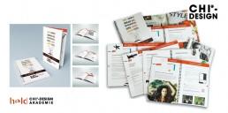 Das Workbook CHI-Design für die Online-Business-Planung und Kreative Layouttipps 2018
