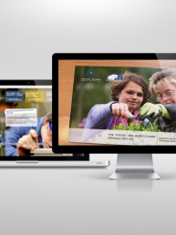 Lebenswerkstätten_ Design _Screen Held Design neues Corporate Design
