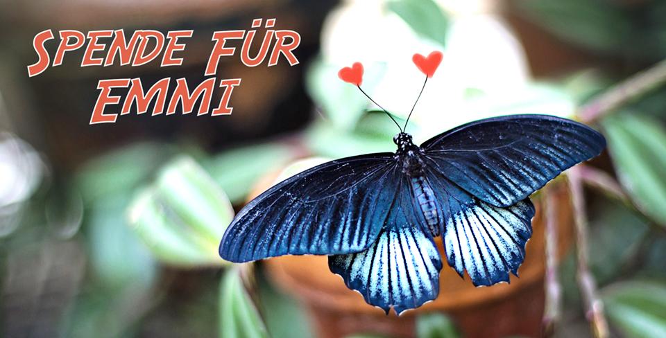 Herzensangelegenheit: Feiere das Leben! Deines und das von Emmi!