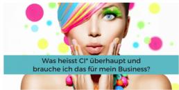 passende CI-Farbe für dein Business
